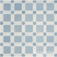 Moroccan Ceramic Floor Tile