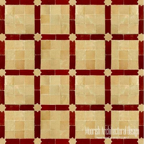 Moroccan Tile 142