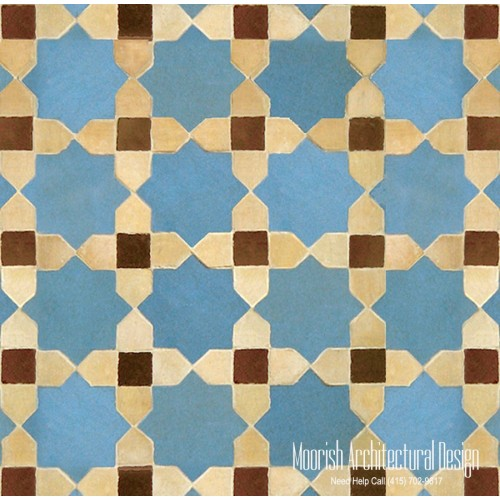 Moroccan Tile 144