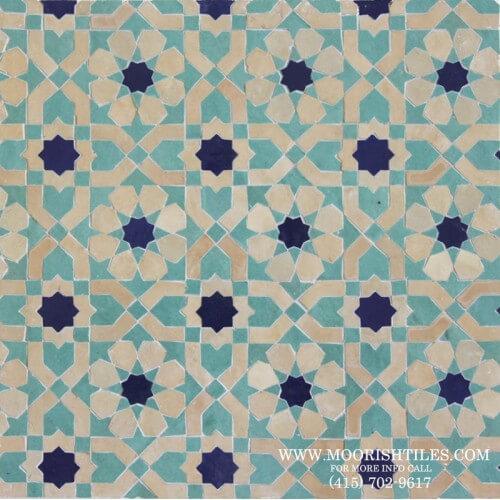Moroccan Tile 23