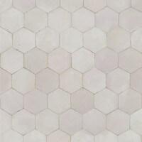 White Moroccan Tile Dallas Texas