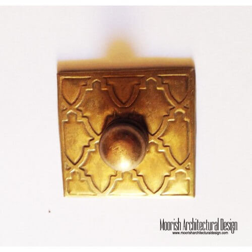 Moroccan kitchen cabinet hardware