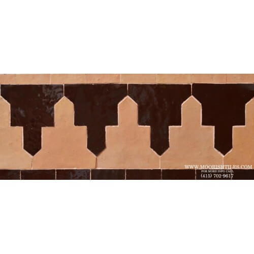 Moroccan Border Tile 53