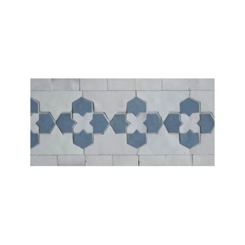 Moroccan Border Tile 81