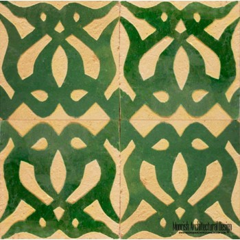 Rustic Moorish Tile 02