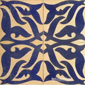 Rustic Moorish Tile 12