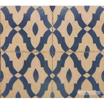 Rustic Moorish Tile 18