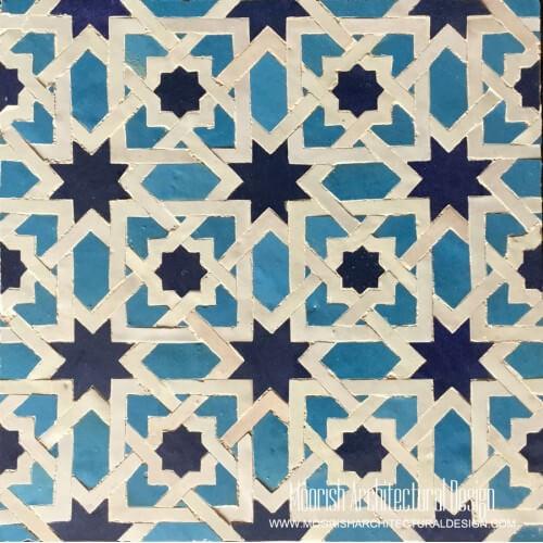 Moroccan Tile 165