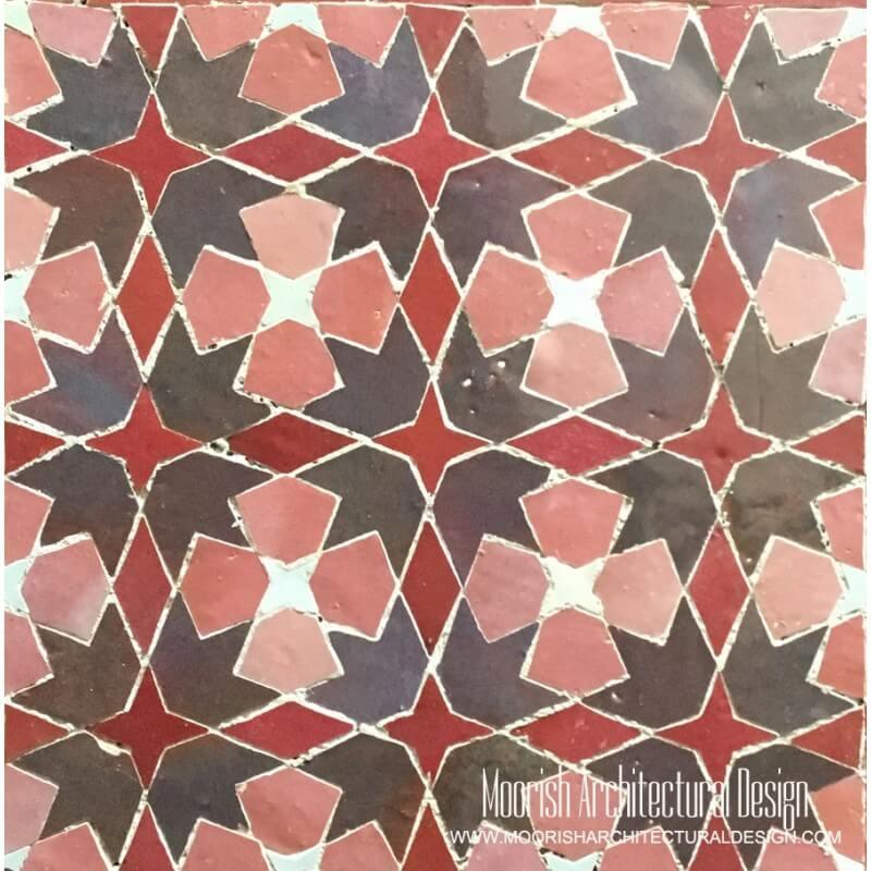 Moroccan Zellige Tile