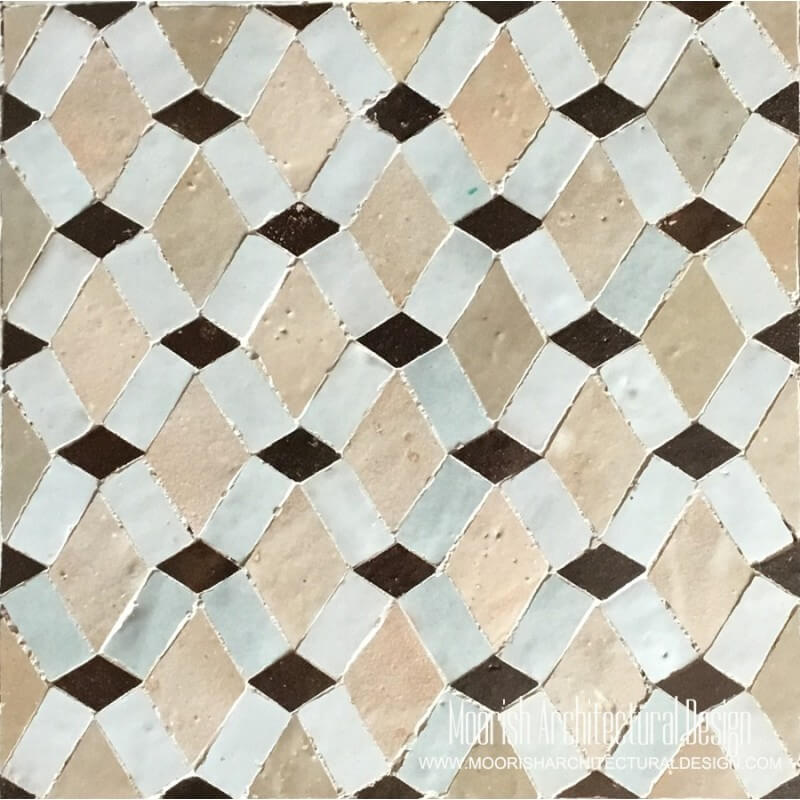 Moroccan Tile Floor