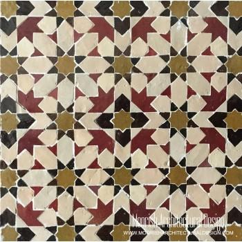 Moroccan Tile 172