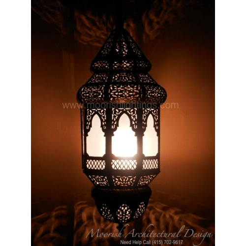Traditional Moroccan Pendant 15