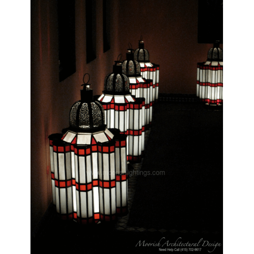 Moroccan Outdoor Light 03