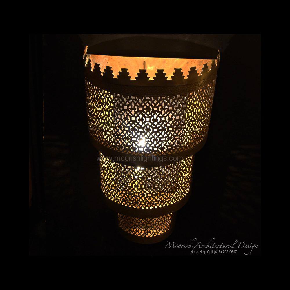 Moroccan Bathroom Wall Lights : Rustic Wall Sconce Mediterranean Outdoor Sconce Moroccan Sconce