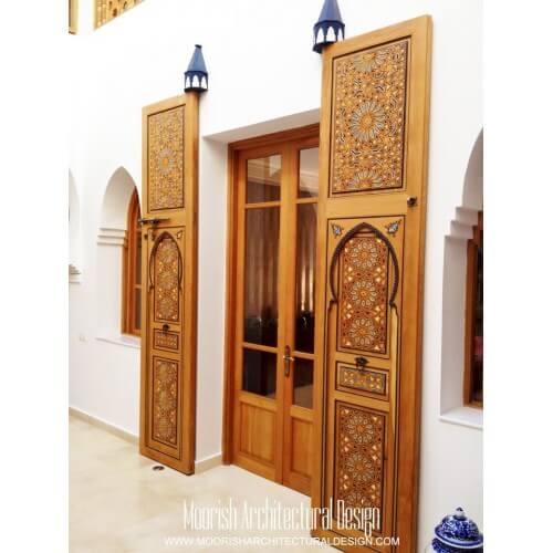 Moroccan Door 05