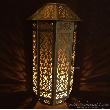 Traditional Moroccan Wall Sconce 13