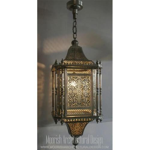 Traditional Moroccan Lantern 13