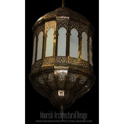 Traditional Moroccan Lantern 14