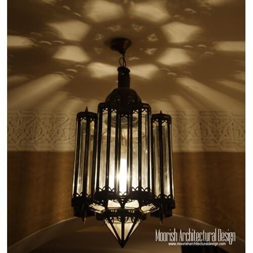 Traditional Moroccan Lantern 16