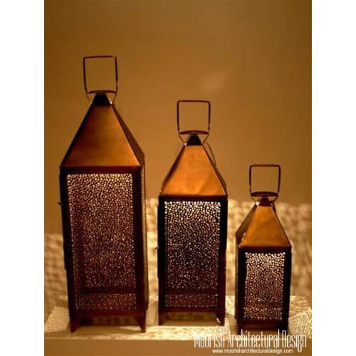 Moroccan Outdoor Light 06