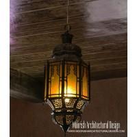 Moroccan Glass Lanterns