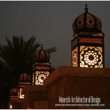 Moroccan Outdoor Light 13