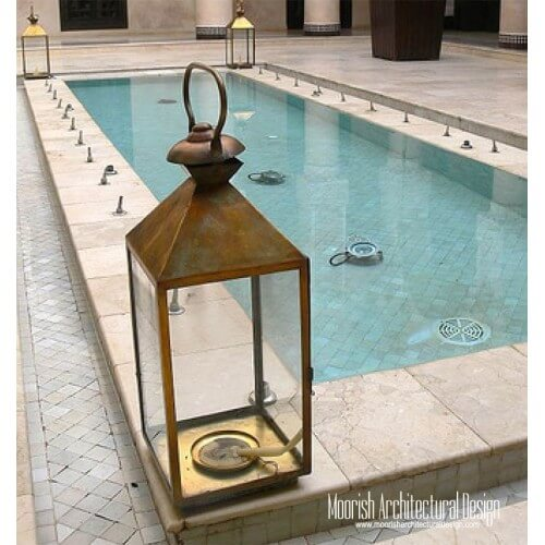 Moroccan Outdoor Light 20