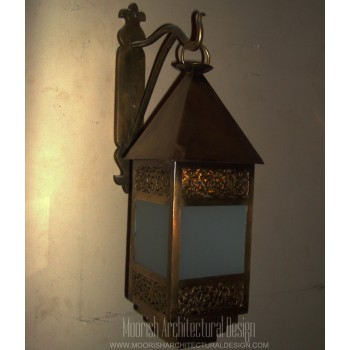 Moroccan Outdoor Wall Light 04