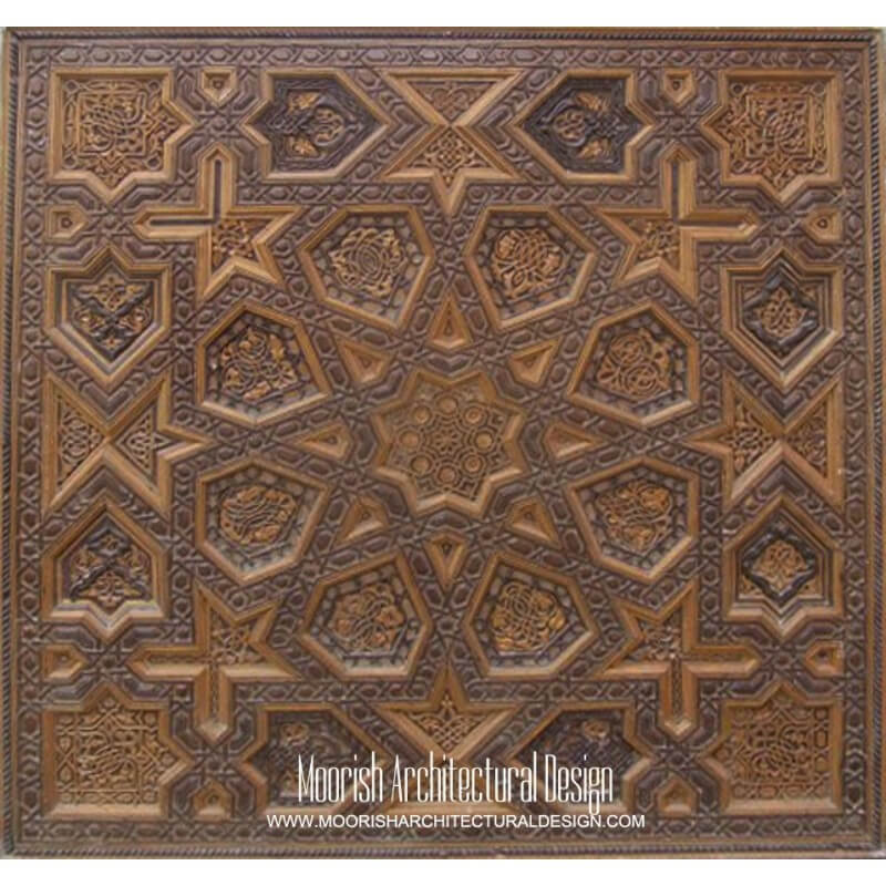Moorish Woodwork
