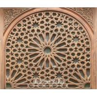 Moorish Architectural Woodwork
