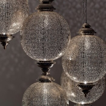 Moorish Lighting - Moroccan lamps