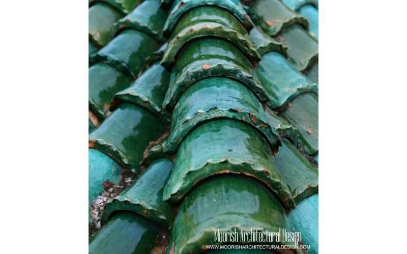 Moroccan Roof Tiles