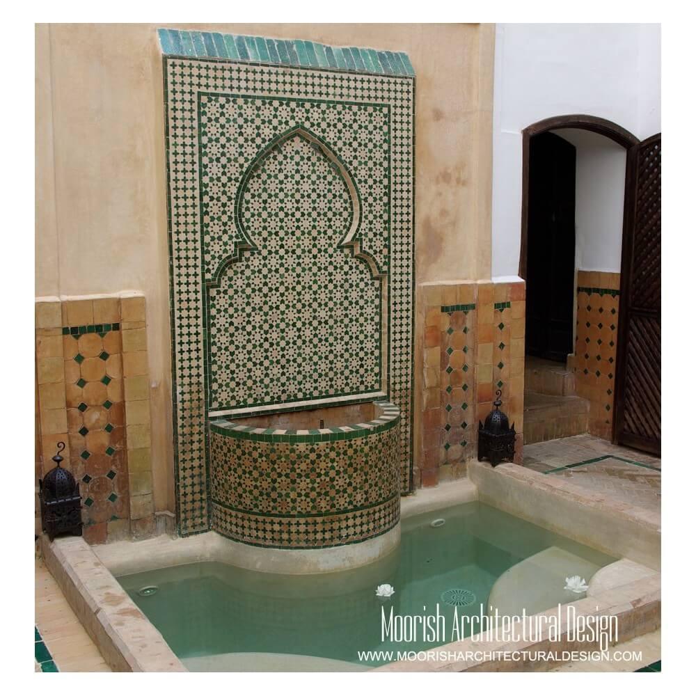 Moroccan Fountain Factory